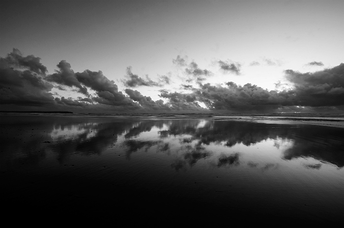 Freshwater West Clouds