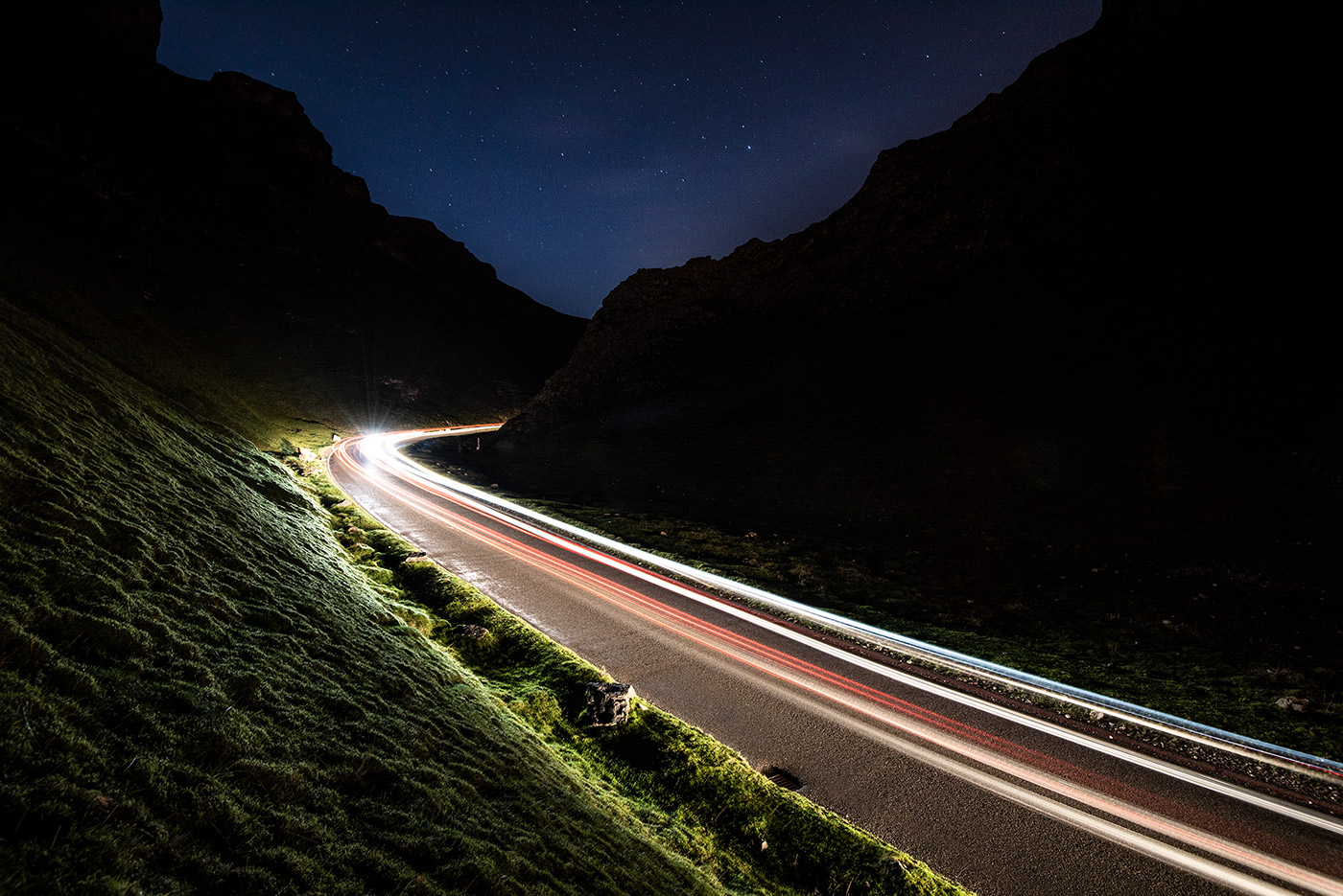 Jonathan Bean Photography Winnats Pass Peak District