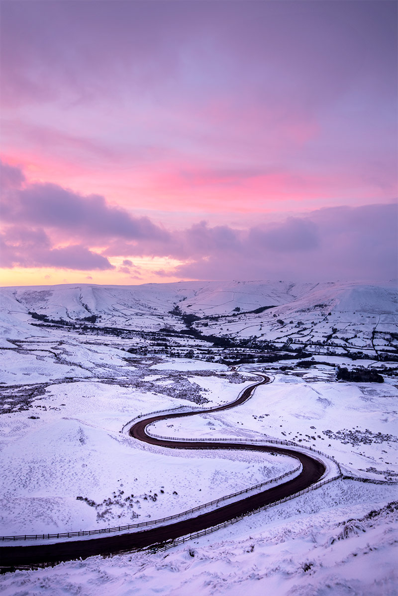 Jonathan Bean Photography Edale Peak District