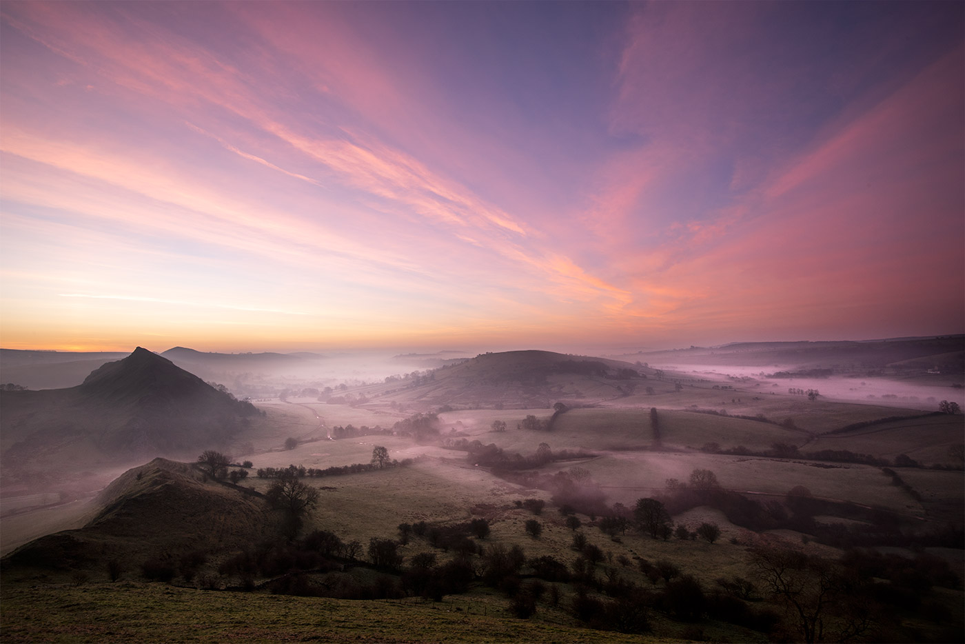 Jonathan Bean Photography Parkhouse Hill Peak District