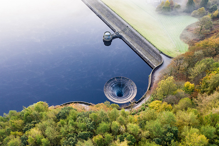 Jonathan Bean Photograhy Ladybower Reservoir