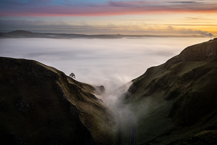 Winnat's Pass Peak District Jonathan Bean Photography